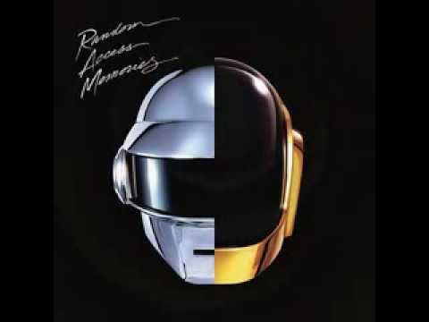 Daft Punk Vs Stevie Wonder