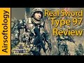 RealSword Type 97 AEG Review | Airsplat | Airsoftology