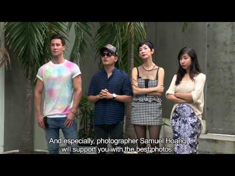 Người Mẫu Việt Nam 2014 Tập 6 - Vietnam's Next Top Model 2014 Episode 6 (Eng Sub)