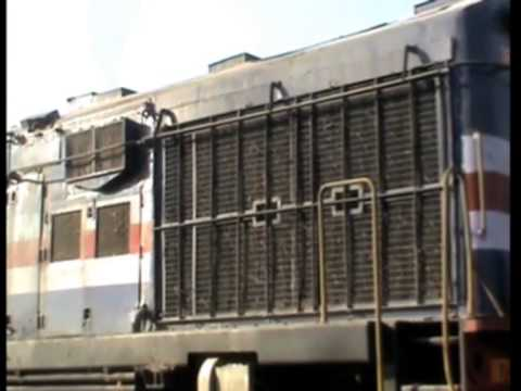 09 Dec 2013 - Indian Railways Conduct Trial Run In Jammu and Kashmir