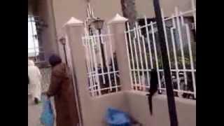 مشاهد مؤثرة لأم أمام المحكمة الإبتدائية بتيزنيت | زووم