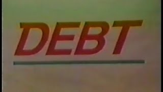 Debt (March 1997) College Week Christopher Vs