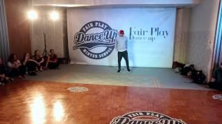 Kyle Hanagami class # 1 at Fair Play Dance Up 2014