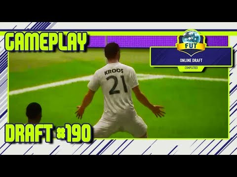 FIFA 18 - Draft #190 & Pack Opening