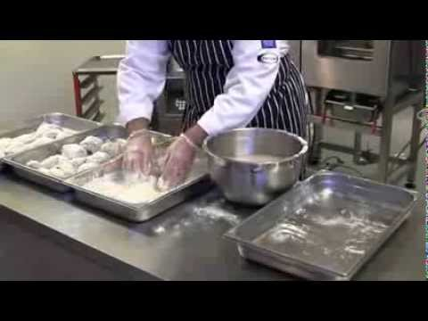 Chicken Pressure Fryer By BKI demonstration