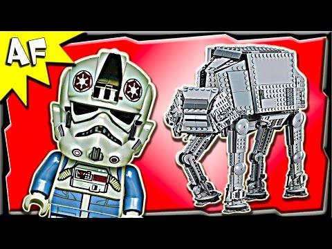 AT-AT 75054 Lego Star Wars Stop Motion Set Review