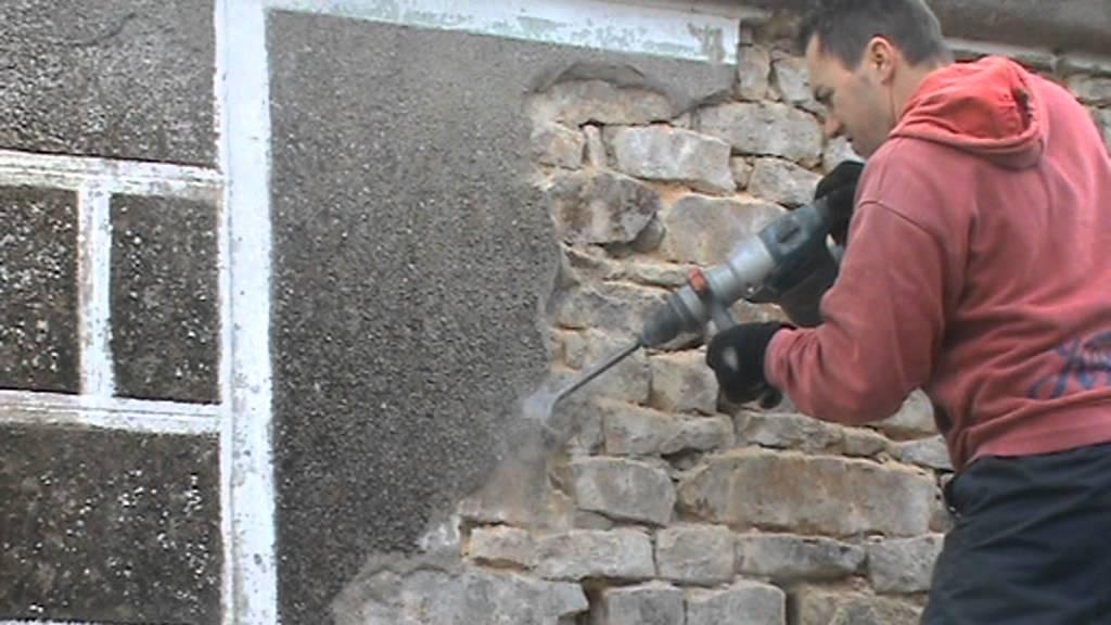 D gradage de l 39 enduit existant aaaaa stepmichelnocquet for Enduire un mur de pierre