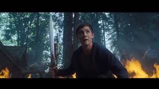 Percy Jackson: Sea Of Monsters Official Trailer (2013