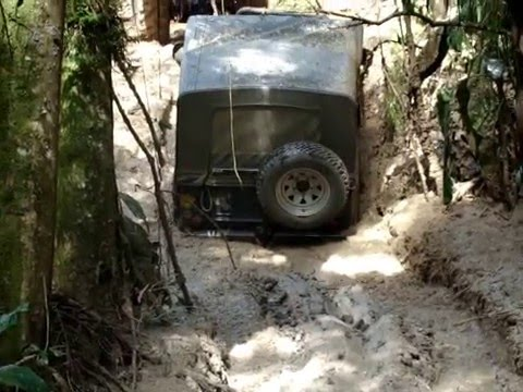 8ª Trilha Anual do Belchior Jeep Clube