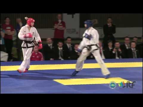 Taekwon-Do ITF -  Free Sparring Highlights