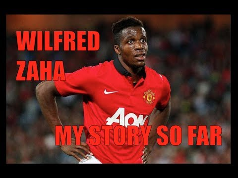 Wilfried Zaha | The Story so far | From Palace to United | Skills & Goals