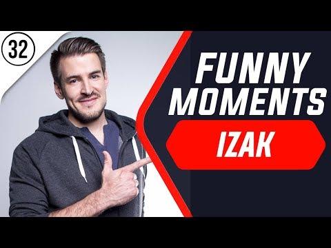 Funny Moments Izak #32 - Łapka w Górę od Paulinki