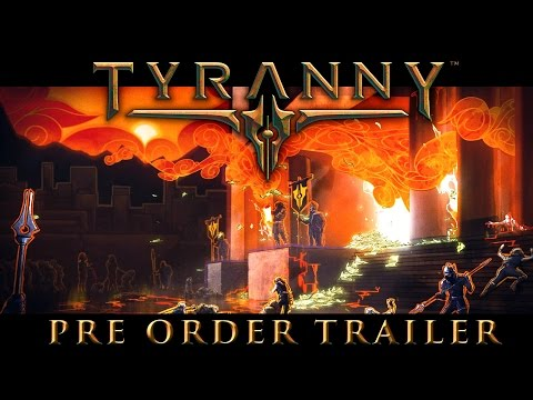 Предзаказ Tyranny дешево