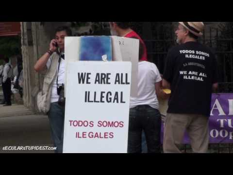 Radical Immigration Reform Rally, ATL Ga