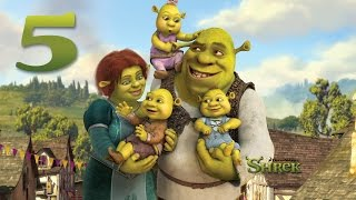 Zagrajmy W: Shrek Forever #5 Walka Z Wróżką