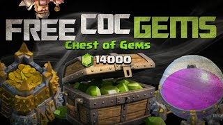 How To Get Free Gems In Clash Of Clans For IOS+Android! No