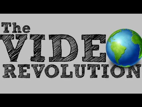 Video Revolution 2.0 (YouTube Statistics 2012)