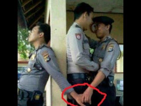 Kumpulan video lucu Polisi Indonesia bikin ngakak!