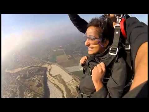 My first Skydiving experience at Camarillo,CA