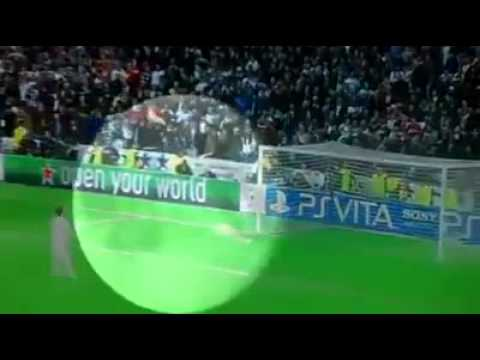 Sergio Ramos - Missed Penalties - In Space