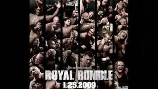 WWE Royal Rumble 2009 Official Theme Song