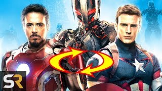 Marvel Theory: Have The Avengers Been Stuck In A Time Loop Since Age of Ultron?