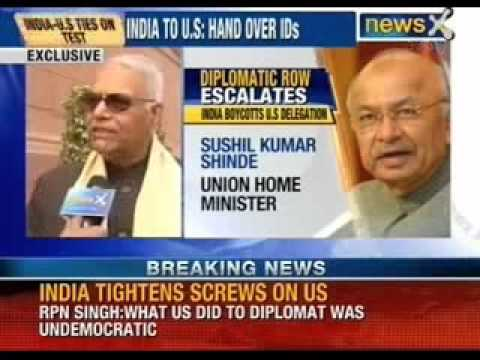 NewsX: Arrest same sex companions of US diplomats in India, says Yashwant Sinha