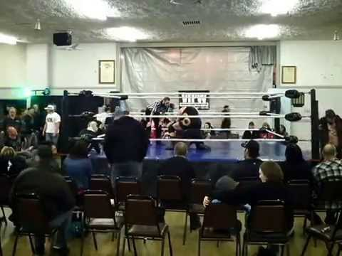 LAST MONSTER STANDING - VI Champ, Lak Siddartha vs Kenny Lush - VIPW
