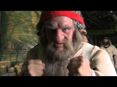 THE HOBBIT: THE DESOLATION OF SMAUG, Production Diary 11