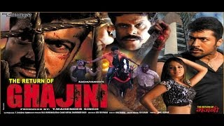 The Return Of Ghajini Full Length Action Hindi Movie