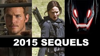 Top Ten Movies Of 2015 : Mockingjay, Avengers 2 Age Of