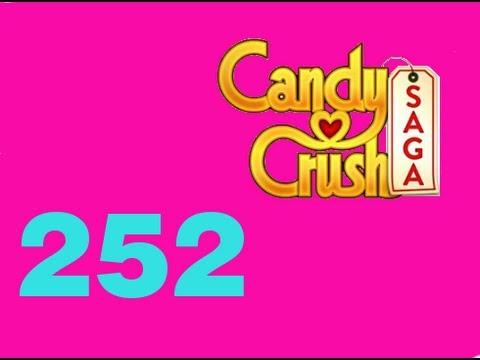 Candy crush saga level 252 livello 252 amazing 3 259 860 pts youtube