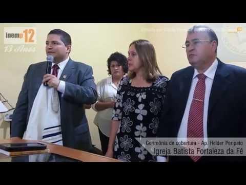 Igreja Batista Fortaleza da F� - Cobertura Apost�lica