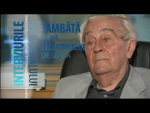 Mircea Carp vine la Interviurile Telejurnalului