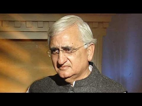 AAP a party of jurassic ideas, third rate stink: Salman Khurshid to NDTV