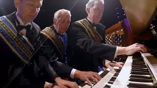 We Three Kings (Organ Trio) - Mormon Tabernacle Choir