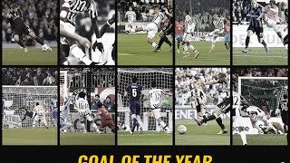 Juventus Best Goals of the Year 2015/16