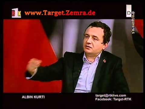 065 - Target-RTK interviste me liderin e Vetevendosjes Albin Kurtine