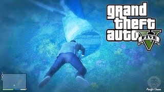 GTA 5: How To Get $12,000 Every Minute! Hidden Underwater