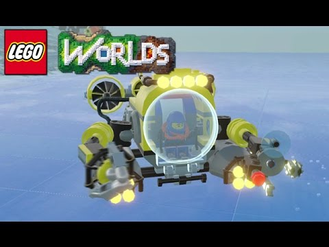 LEGO Worlds - Part 14 [Polar Plains] - Xbox One Gameplay