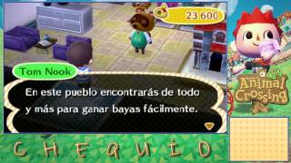 Animal Crossing: New Leaf - Parte 3 - ¡Manzanas Deliciosas! - Chequio