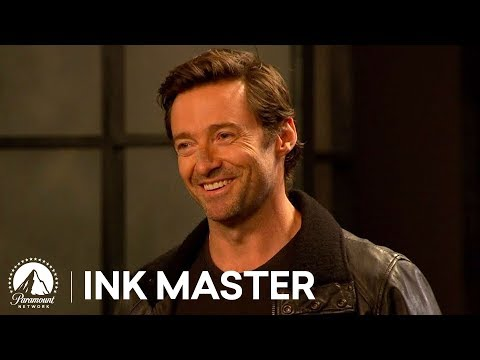 Ink Master: Guest Judge Hugh Jackman (Sneak Peek)