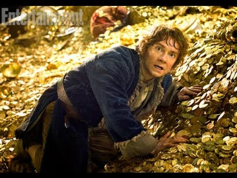 The Hobbit - The Desolation of Smaug TRAILER HD [2013]
