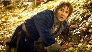 The Hobbit The Desolation Of Smaug TRAILER HD [2013