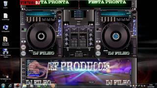 EDITANDO SKINS PARA O VIRTUAL DJ 6.1.2