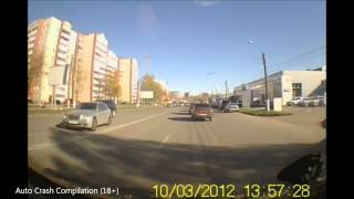 Подборка ДТП с видеорегистраторов 82 \ Car Crash compilation 82