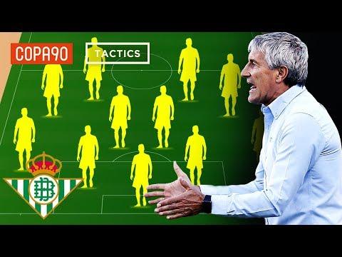 The Maverick Manager: Quique Setién | COPA90 & TOP 11