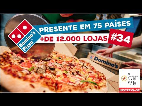 Vídeo Veja como funciona a Domino's Pizza num vídeo do Canal