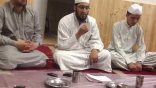 Aakhri Roze Hain by Hafiz Ahsan Amin