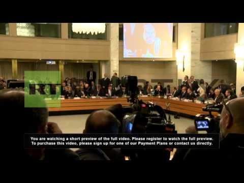 Italy: John Kerry attends Rome conference on Libya